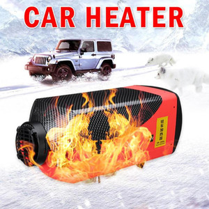 Car Warmer 5KW 12V Air Diesel Car Heater With Remote Control LCD Display For RV, RV Trailer, Truck, Boat