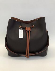 borse a tracolla NEONOE Noé secchio di cuoio delle donne del sacchetto di marche famose borse del progettista del fiore di alta qualità di stampa crossbody TWIST borsa della borsa
