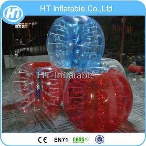 무료 배송 10PCS 1.2m 베스트 셀러 PVC 미친 풍선 인간의 거품 축구, 축구 버블, Loopy 공