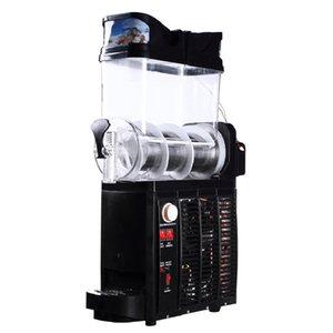 Inicio directa fábrica de máquinas de hielo de un solo cilindro nieve de fusión eléctrica de la máquina de hielo de la máquina de fusión de la nieve comercial 110v 220v