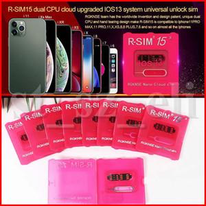 RSIM15 RSim15 R sim15 R SIM 15 RSIM 15 RSim15 разблокировка карта IOS 13 Изменен Auto разблокировки для Iphone XS X 6 7-11 универсальной разблокировки