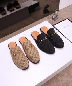 iduzi мода дамы открытый мех мужчины тапочки плоские туфли женщина теплые мулы обувь слайды случайные женские тапочки шлепанцы мужчины