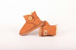 de haute qualité des chaussures de sport pour enfants Mode bottes de neige garçons enfants enfants Huarache Légende concepteur chaussures de sport de marque taille 21-35