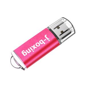 Bilgisayar Dizüstü Macbook Tablet Thumb Kalem Depolama için Pembe Dikdörtgen 64GB USB Flash Sürücü yeterli bellek Sticks 64gb Flaş Pen Drive