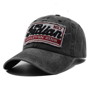 Baseballmützen Männer Hysteresenkappen Frauen Hüte Für Männer Knochen Casquette Männlichen Vintage Stickerei Gorras Brief Papa Hut Kappe