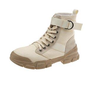 Дизайнерские ботинки Martin Desert Boot фламинго Love arrow медаль с пряжкой из натуральной кожи грубая зима черный серый бежевый повседневная обувь