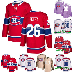 26 Jeff Petry 몬트리올 Canadiens 최대 Domi 패트릭 Roy Shea Weber Carey 가격 Tomas Tatar Chris Chelios Gallagher Jesperi Kotkaniemi 저어지