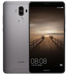 Telefono originale Huawei Mate 9 4G LTE telefono cellulare 4GB di RAM 32GB 64GB ROM Kirin 960 Octa core Android 5.9 pollici 20.0MP Fingerprint ID mobile astuto