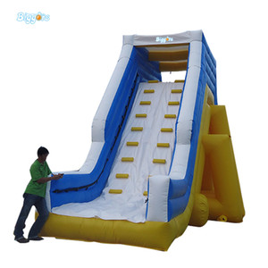 Long Slide Inflatable Beach Slide Large Inflatable Water Slide For Kids and Adults