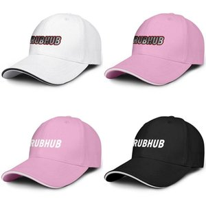 Unisex Grubhub happy eating Vintage old Fashion Baseball Sandwich Hat Fit Cute Truck driver Cap Coupon promo