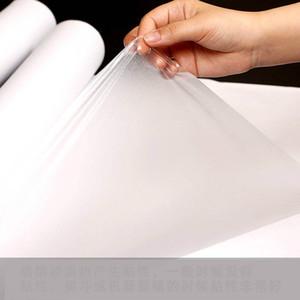 보호 필름 40m 안티 스크래치 클리어 필름 미술 용품을 장착 서예 회화 핫멜트 보호 필름 중국어
