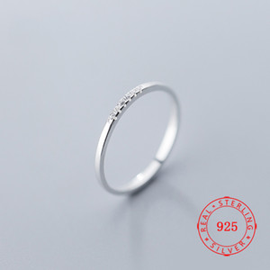 실버 쥬얼리 메이커 중국 공장 가격 밴드 약혼 결혼 반지 여성을위한 S925 스털링 CZ jewellry