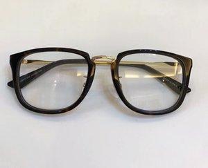 ترف الرجال معدن الذهب / إطار أسود 0323 نظارات شمسية نظارات شمسية 53mm مصمم النظارات الشمسية النظارات الفاخرة الجديدة مع مربع