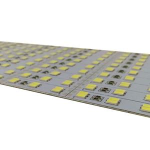 Usine de gros 1M 12V DC double rangée 144Leds SMD 5630 5730 LED Disque rigide Bar LED Light Strip repas lumineux