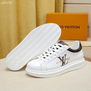 2020 продукты высокого качества LOUIS VUITTON для продажи люкс мужчин вскользь спортивной обуви на открытом воздухе путешествия спорт кружева первоначально коробка Размер 39-44