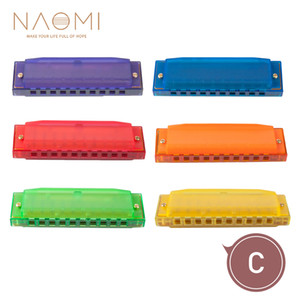 나오미 10 개 홀 하모니카 온음계 최고의 가격 악기 표준 초급 블루스