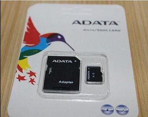 Carte mémoire 32 Go 64 Go 128 Go ADATA Micro SD Carte MicroSD TF C10 Adaptateur SD Retail Package