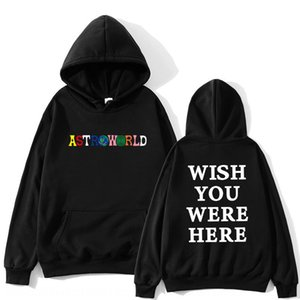 Astroworld YOU WERE HERE sportswear and wo Astroworld YOU WERE HERE sportswear men's and hoodie women's hoodie