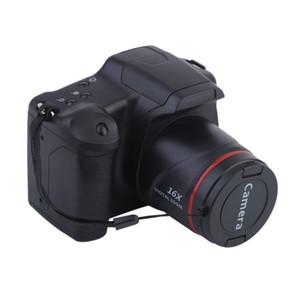 1080P zoom de la cámara de vídeo digital Goldfox cámara de vídeo videocámara HD 1080P portátil Cámara digital 16X digital de alta definición videocámara DV Bwkf