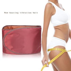 Elektrische Massage Slimmerbelt Far Infrarot-Wärme elektrische Heizung Moxibustion Taillenstützgürtel warme Gebärmutter Bauchgurt