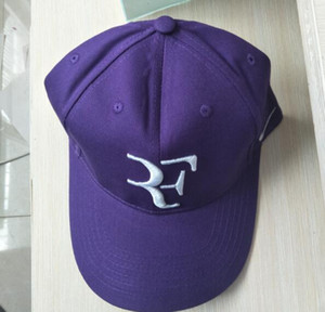 قبعات بالجملة، السويسري روجيه فيدرر RF تنس عشاق البيسبول كاب شبكة صيف بارد قبعات النساء الرجال قابل للتعديل للجنسين الكبار كول شبكة صافي هات