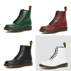 أحذية الشتاء القوطية الرجال منصة أحذية الثلج زبدة نباتية الحصان الفراء حقيقية الجلود أحذية الكاحل ذكر السامي الأعلى ربط الحذاء حتى سلامة العمل رقم 702