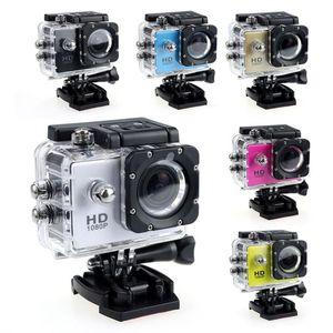 Full HD esterno impermeabile di sport di estremo DV Action Camera Camcorder 1080P Car Cam