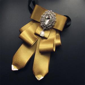 Vintage Mens Fliege 2019 New Bowtie Pajaritas Diamant-Hochzeit Krawatten für Herren Accessoires Krawatte Schmetterling Cravate Pour Homme
