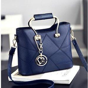 Designer Female Bag 2020 New Arrival Fashion Female Stereotypes Sweet Fashion Female Bag Slung Shoulder Bag