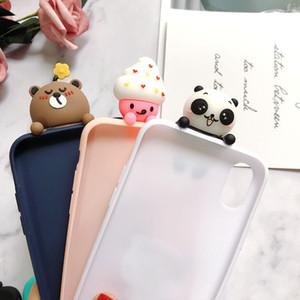 Para Huawei Y9 2019 Primer Teléfono cubierta de la caja de parches para Huawei P Smart Z 3D Cactus Fundas de silicona suave para Y9 2019 Primer Caso