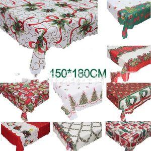 Masa Örtüsü Noel süslemeleri Yaratıcı Birçok Stil Tablecloth Pamuk Ve Keten Modern Tablolar Runner Fabrika doğrudan satış 14pc p19