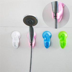 Frete Grátis Banheiro Chuveiro Aspersor Titular Ajustável Forte Otário Suporte de Chuveiro Suporte Para Chuveiro Bicos De Montagem
