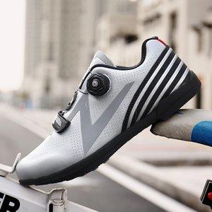 Mountain Bike Shoes Men Unisex Outdoor Triathlon Road Racing Sport Training Trekking Sneakers High Quality Ciclismo MTB Hombre