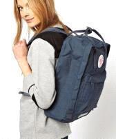Designer Branded Backpack Fjallraven Kanken Black Blue Big Waterproof Backpack With Original Box Hot Sale 1TT0R
