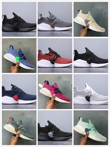 Erkek Koşu Ayakkabı Erkek Spor Eğitmenler Man Sport Sneakers Erkekler Tasarımcı Ayakkabı Fabrikası için 2019 Mens AlphaBounce İçgüdü Koşu Ayakkabıları