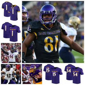 East Carolina Pirates Ecu Jerseys 80 Anthony Watley Jersey Alex Flinn Dwayne Harris Bryan GAGG College Football Jerseys Custom genäht