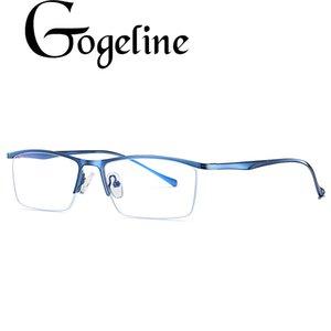 Очки кадр Компьютер женщины мужчины Анти синий свет Блокировка фильтра уменьшает напряжение Digital Eye Clear Regular Gaming Goggles очки