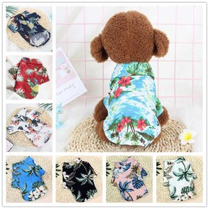 Summer Pet Clothes For Dogs Coat Jackets Dog Clothes Puppy Pet Overalls For Dogs Costume Cat Spring Clothing Pets Outfits
