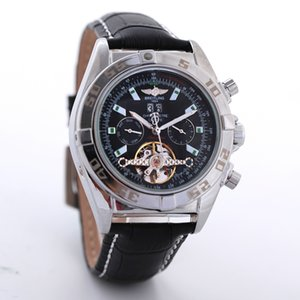 2019 Newest Luxury Mens Professional Automatic bentley Watch Men's Watches wristwatch br37