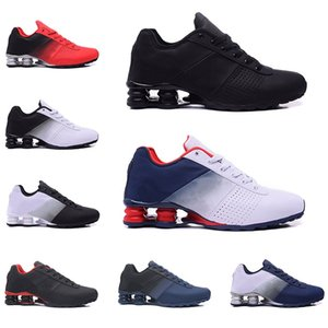 Deliver 809 Running Shoes Black White Green Red Grey Mens Trainers Sneakers Sports Runners Size 7-12 Drop Shipping
