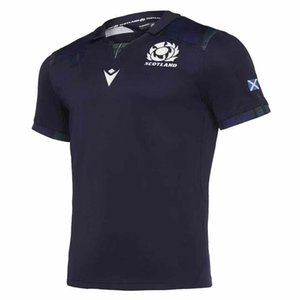2019 Scotland home Rugby jersey national team rugby jerseys shirt s-3xl