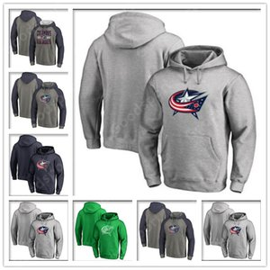2019 hoodies Blue Jackets de Columbus Jersey 3 Seth Jones 9 Artemi Panarin 71 72 Sergei Nick Foligno maillots de hockey Bobrovsky