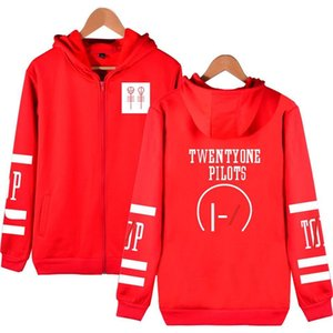 Twenty One Pilots Mens Hoodies And Sweatshirt Women Hip Hop Harajuku Oversized Tracksuit Men Sudaderas Hombre