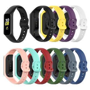 실리콘 스마트 시계 밴드 손목 밴드 스트랩 맞는 전자 R375 Watchband 조절 팔찌 스포츠 교체 삼성 갤럭시 맞추기 - 전자 밴드