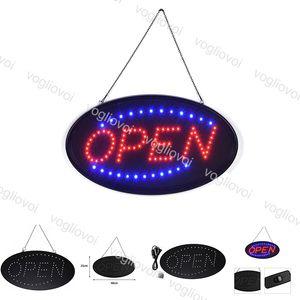 LED تسجيل المفتوح الإعلان ضوء لوحة للتسوق برايت المتحركة الحركة مخزن الشركة فتح متجر لوحة الولايات المتحدة / الاتحاد الأوروبي التوصيل EUB