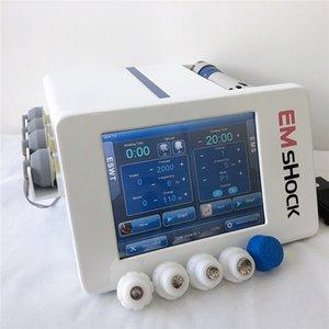 Vücut ağrı cellulide 1 şok dalga tedavisi ED terapi cihazı EMS fizyoterapide Yeni varış 2 azaltmak