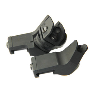 Tactical DD Rapid Transition Sights Front and Rear Sight BUIS