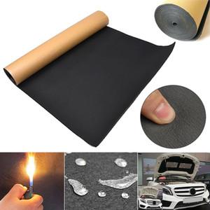 1roll 30cmx50cm Car Sound Proofing Deadening Anti-Lärm Schalldämmung Baumwolle Wärme geschlossenzelligen Schaumstoff Car Interior Zubehör