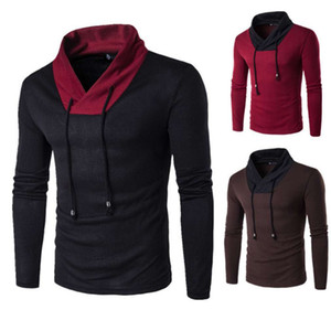 New Style Men Slim Fit Knitting Sweater Long Sleeve Pullover Male Brand Casual Thin Round Collar Sweaters Clothes M-2XL