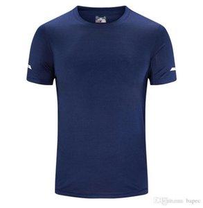Erkek nefes Running Yaka Kısa Kollu Erkek Stretch Spor Tshirts Eğitim Açık Homme Tees Hızlı Kurutma O Tops